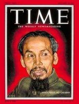 Chủ tịch Hồ Chí Minh trên bìa tạp chíTIME